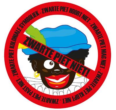 Zwarte Piet Is Racisme Punt
