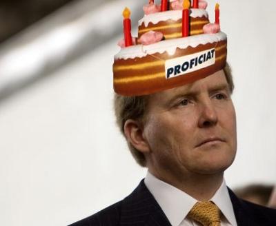 koning taart Een Kroning zonder taart is een Koning niets waard koning taart